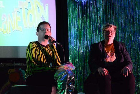 PASCAL Magazine Pasplanetary Launch - Brisbane Sci-Fi Theatre Festival