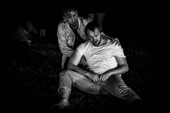 'Flood' // Brie Jurss & Emma Lamberton