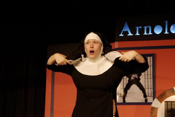 'Nunsense' // New Farm Nash Theatre