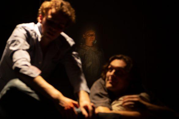'The Pillowman' // Brisbane Arts Theatre