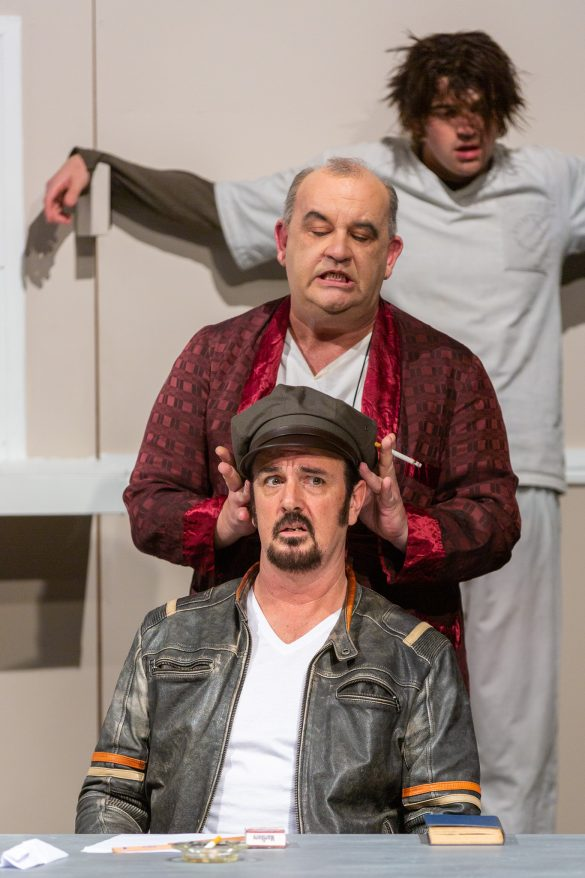 Brisbane Arts Theatre - One Flew Over the Cuckoo's Nest