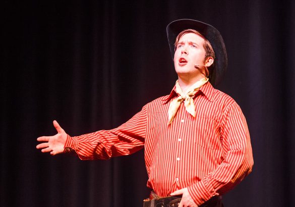 Oklahoma! - Savoyards Musical Theatre