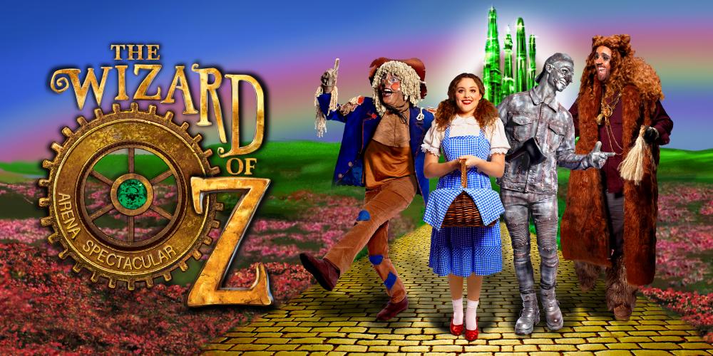 Wizard of Oz - Harvest Rain