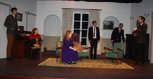 The Mousetrap - St Luke's Theatre Society