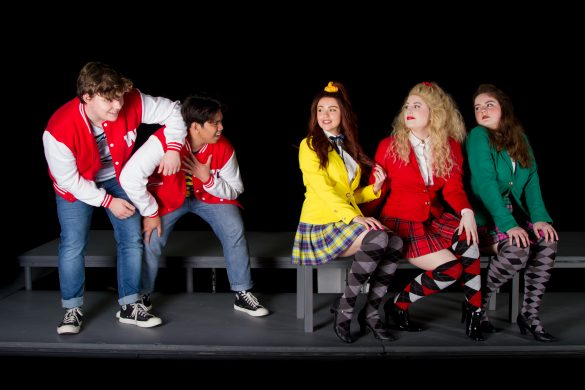 Heathers: The Musical - On The Boards Theatre Company