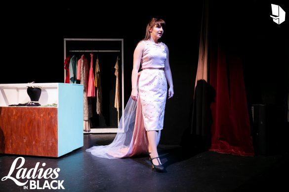 Brisbane Arts Theatre - Ladies in Black