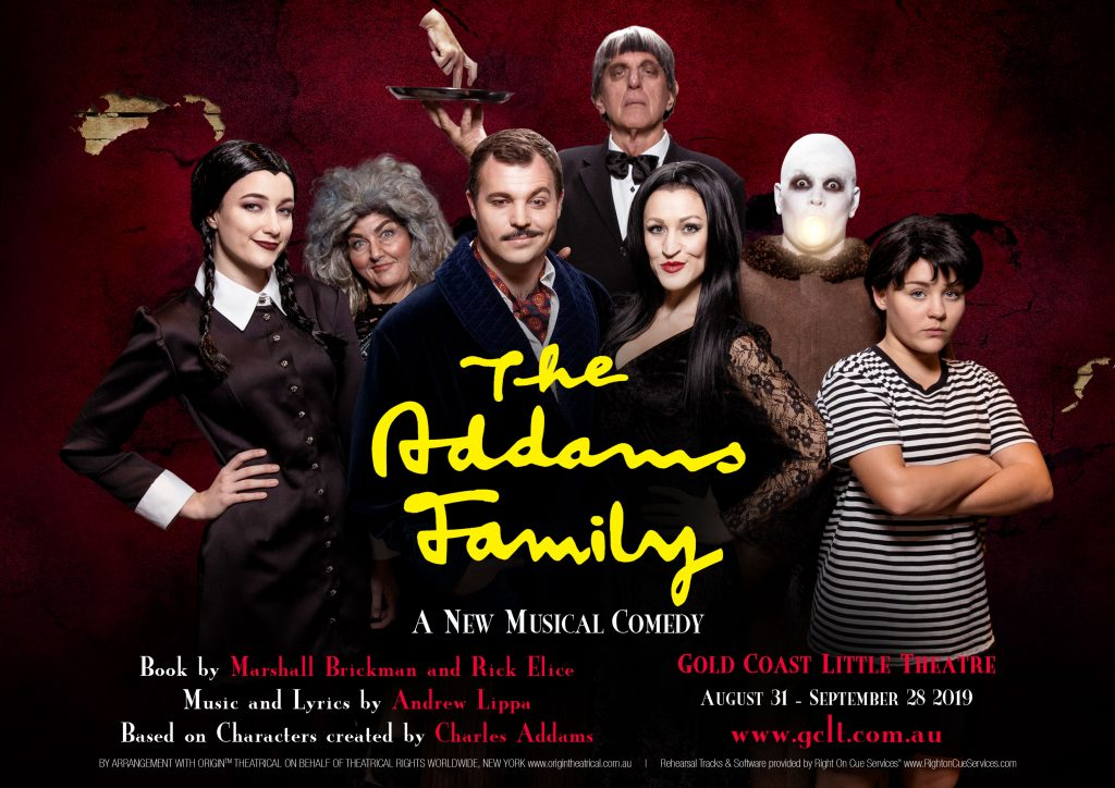 The Addams Family - Gold Coast Little Theatre