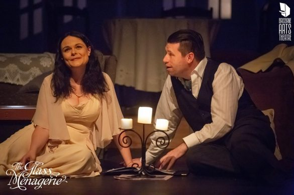 'The Glass Menagerie' // Brisbane Arts Theatre