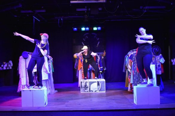 'The Complete Works of William Shakespeare (Abridged)' // Javeenbah Theatre Company