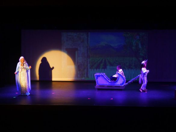 'The Snow Queen' - Tweed Theatre Company
