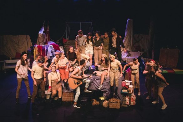 'Godspell' // Brisbane Academy of Musical Theatre