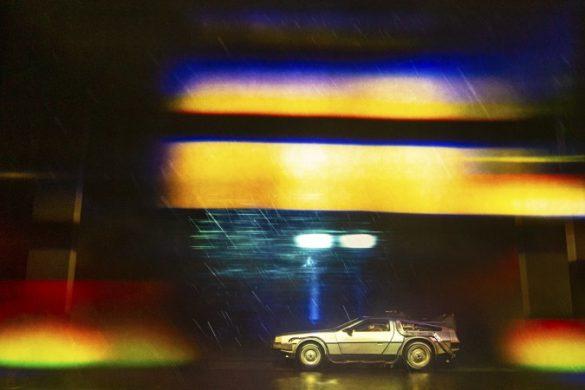 'Back to the Future' (Photos: Sean Ebsworth Barnes)