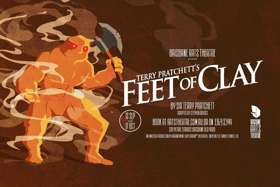 Feet of Clay - Brisbane Arts Theatre