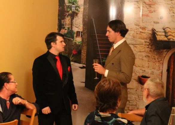 'Homicide in Hollywood' // InsideOutside Theatre Company