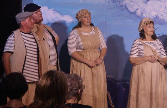 Sailing South - MATES Theatre Genesis