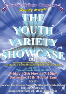 The Youth Variety Showcase (Tweed Theatre Company) @ Piggabeen Hall