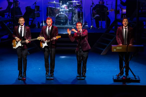 'Jersey Boys' // Redcliffe Musical Theatre