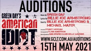 Green Day's American Idiot (Gold Coast Little Theatre) @ Gold Coast Little Theatre