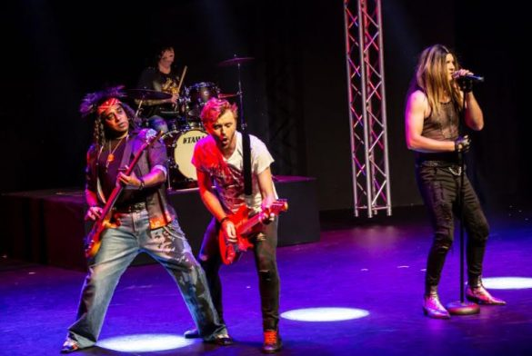 School of Rock - Redcliffe Musical Theatre