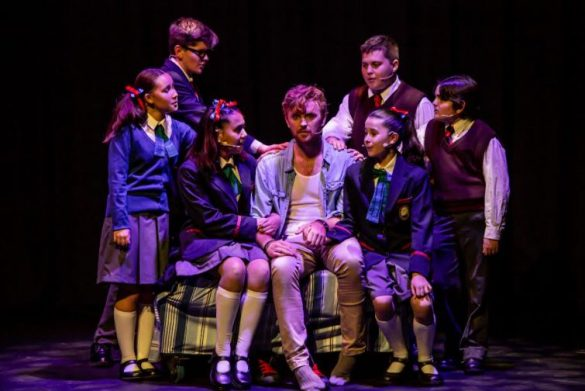 'School of Rock' // Redcliffe Musical Theatre