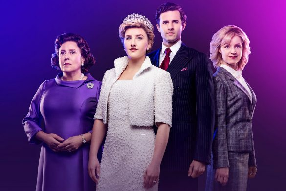 'Diana: The Musical' // Netflix and Longacre Theatre